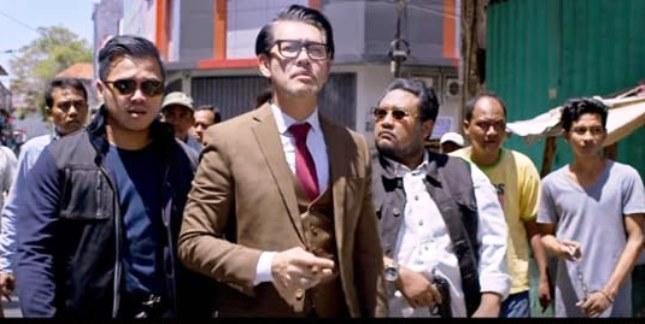 """Ferry Salim sebagai Gangster di film """"Perfect Dream"""""""
