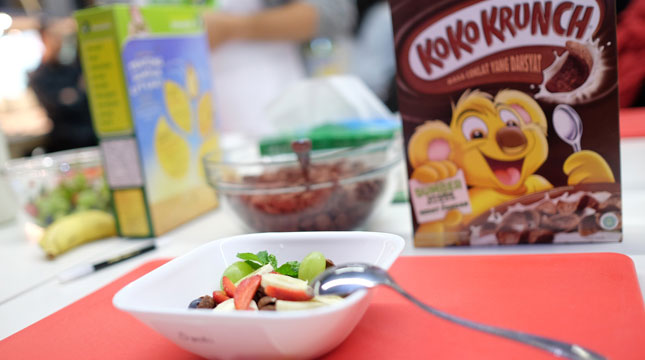 Nestl Breakfast Cereals