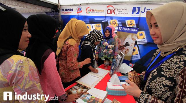Perum Jamkrindo Dukung Program Aksi Pangan di Payakumbuh (Rino/ INDUSTRY.co.id)