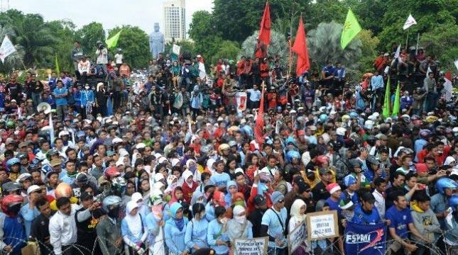 Buruh Demo
