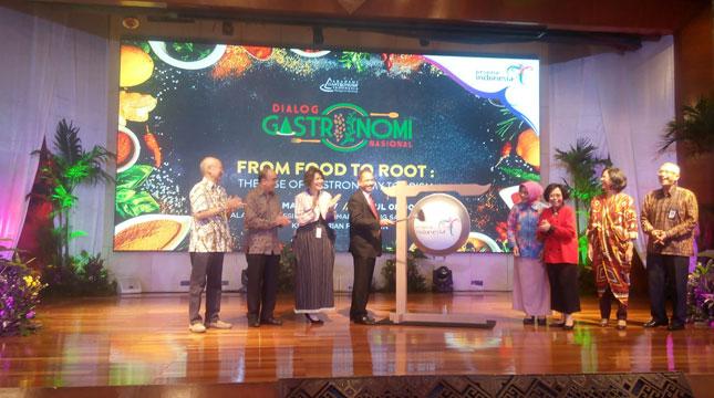 Kementerian Pariwisata dan Akademi Gastronomi Indonesia menyelenggarakan Dialog Gastronomi Nasional ke-2 dan Promosi Kuliner Wakatobi (Chodijah Febriyani/INDUSTRY.co.id)