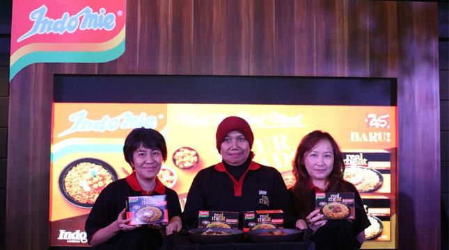Indomie Luncurkan Dua Varian Baru Real Meat Empal Goreng dan Telur Balado