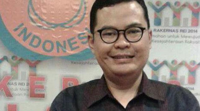 Ilham M. Wijaya Sekretaris Badan Diklat DPPREI 2016-2019