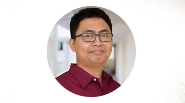 Didik Wicaksono, Chief Technology Officer PT Cookpad Indonesia