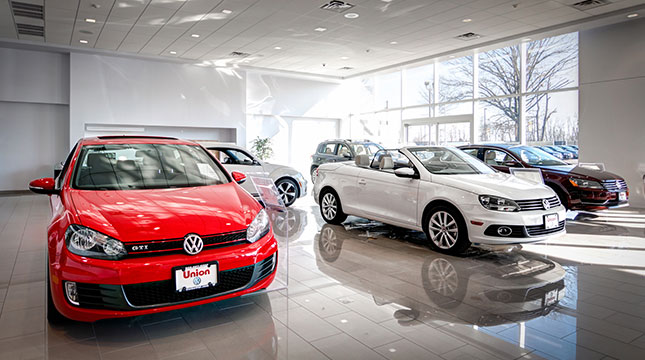 Show Room Volkswagen (Getty Images)