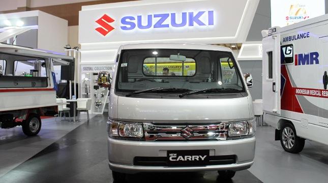 Suzuki New Carry Luxury Rajanya Pick Up Resmi Meluncur