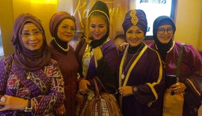 """Artis Senior HAPSI Usai Menonton Film """"Kartini"""""""