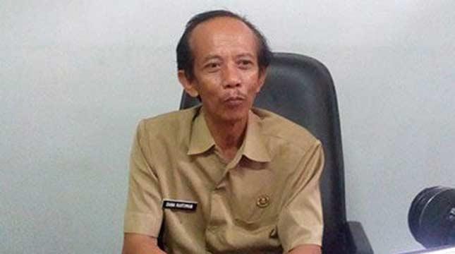 Kepala Dinas Pemuda Olahraga Kebudayaan dan Pariwisata (Disporabudpar) Kota Cirebon, Jawa Barat, Dana Kartiman