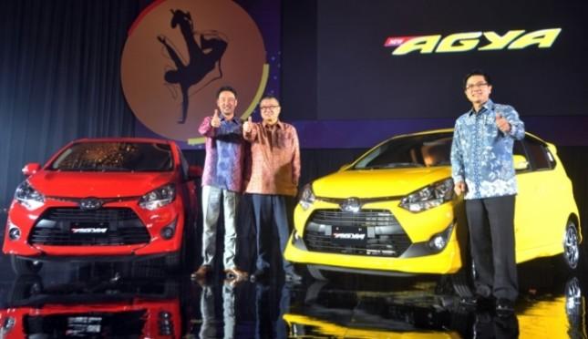 Toyota Astra Motor Andalkan New Agya dalam Ajang IIMS 2017