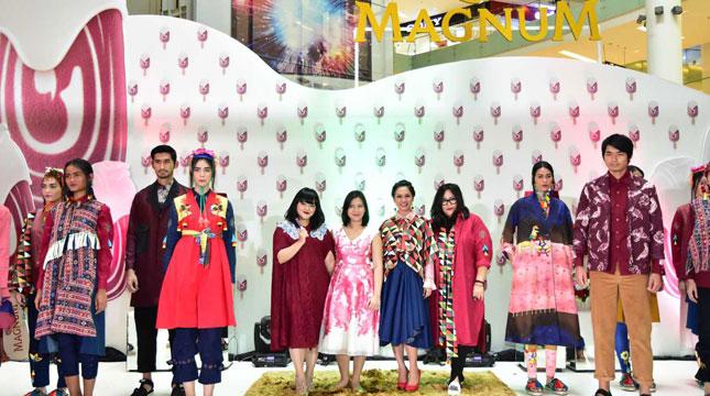 Magnum Berkolaborasi Dengan Sederetan Pleasure Seekers Ternama Dari Dunia Fashion dan Beauty, yaitu Andien, Mel Ahyar dan Lizzie Parra