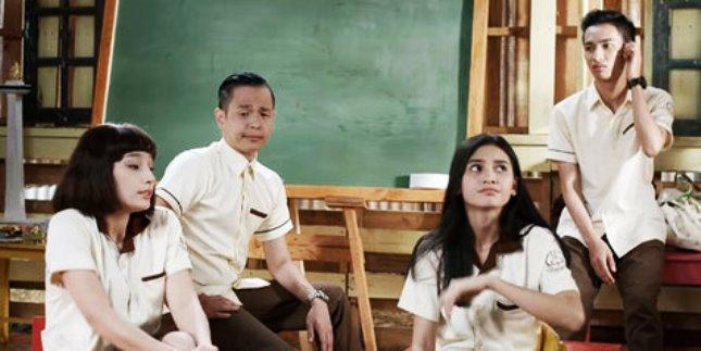 """Adegan Film """"Stip dan Pensil"""" produksi MD Pictures"""