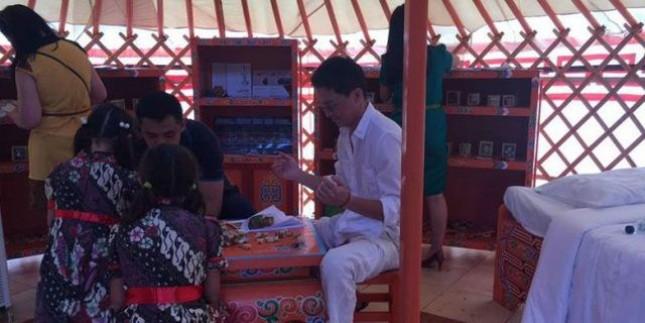 Mongolian Culture Center Kini Hadir di KEK Tanjung Lesung