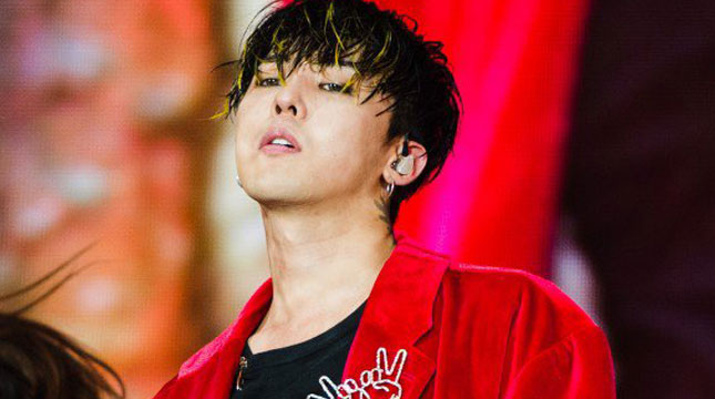 G-Dragon Leader Big Bang (Allkpop)