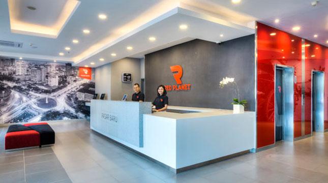 Hotel Red Planet Jakarta
