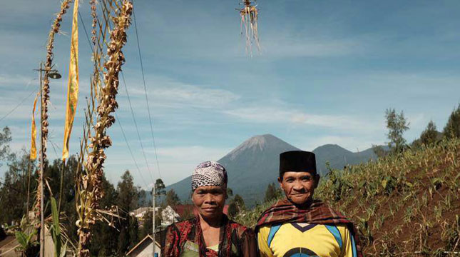 Masyarakat Suku Tengger di Desa Argosari, Lumajang, Jawa Timur (Sendy Aditya Saputra)