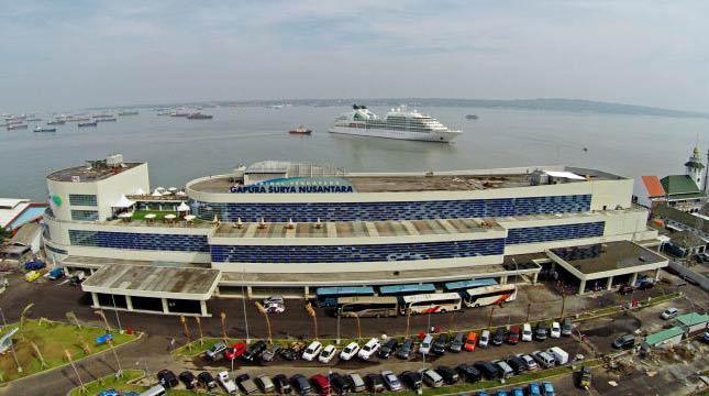 Ilustrasi Pelabuhan (Ist)