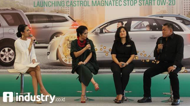 Castrol Indonesia Luncurkan Produk Terbaru Untuk Mobil Modern LCGC