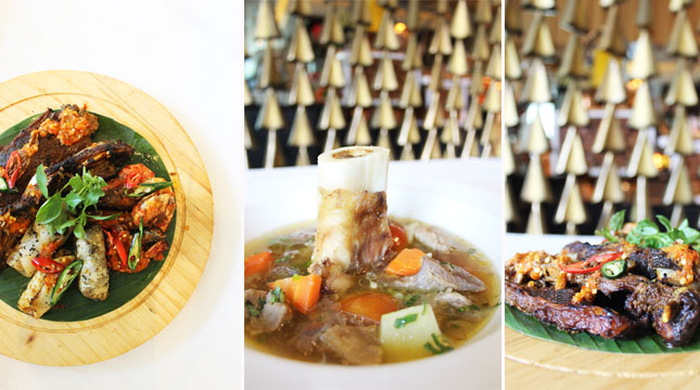 Menu Iftar Delights di Hotel Holiday Inn Jakarta Kemayoran