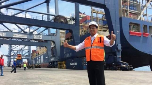 Menteri Perhubungan Budi Karya Sumadi (Foto Istimewa)