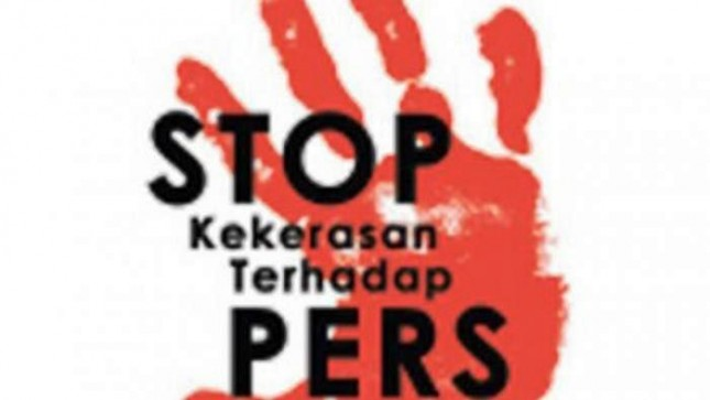 Stop Kekerasan Terhadap Wartawan