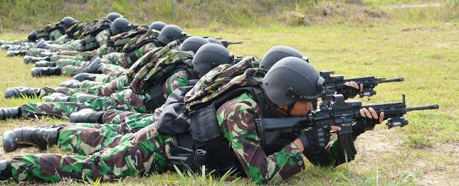 Prajurit TNI (Foto Ist)