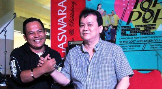 Faank Wali dan Rahayu Kertawiguna