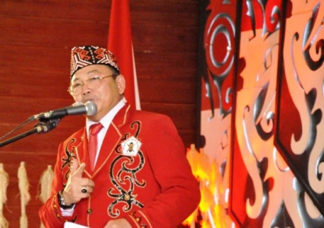 Gubernur Kalimantan Barat Cornelis (Foto Beritakalimantan)
