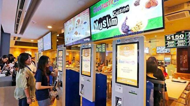Singapura Ada Kedai Kopi Berteknologi Robot (Foto:stuff.tv)