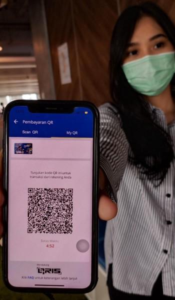 Sematkan Fitur Qr Payment Pada Mandiri Online Bank