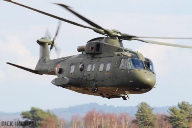 Helikopter AW 101 (Foto Istimewa)