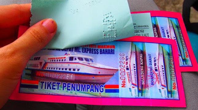 Pt Asdp Indonesia Ferry Targetkan Penjualan Tiket