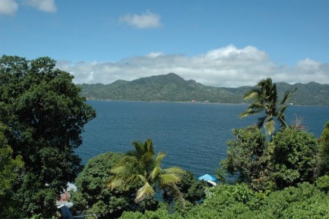 Danau Tondano di Minahasa Sulut (Foto Istimewa)