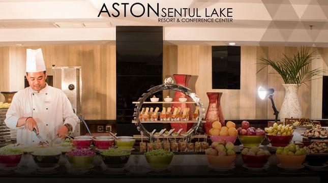Aston Sentul Lake Resort & Conference Center, Siapkan 100 Menu Buffet Untuk Berbuka Puasa