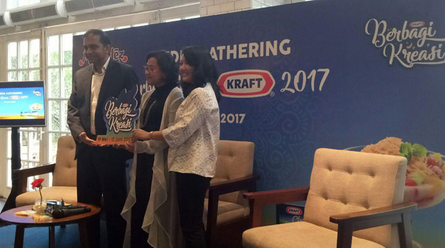Keju Kraft Gelar Kampanye #BerbagiKreasiKraft (Chodijah Febriyani/Industry.co.id)