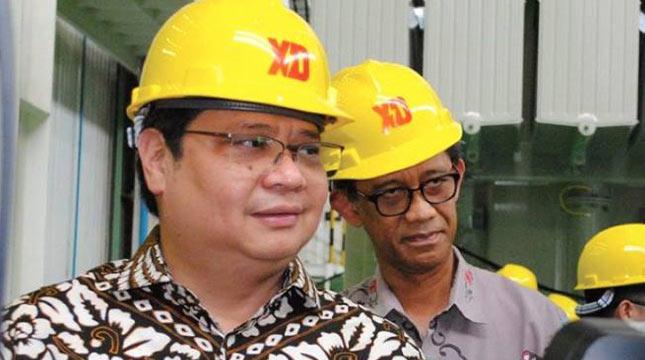 Menteri Perindustrian Airlangga Hartarto (Dok. Kemenperin)