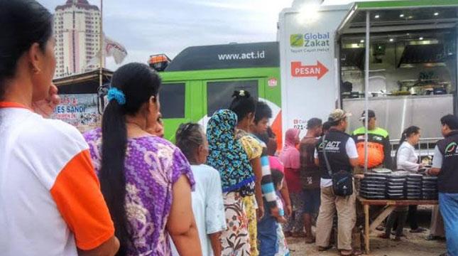 Humanity Food Truck (Istimewa)