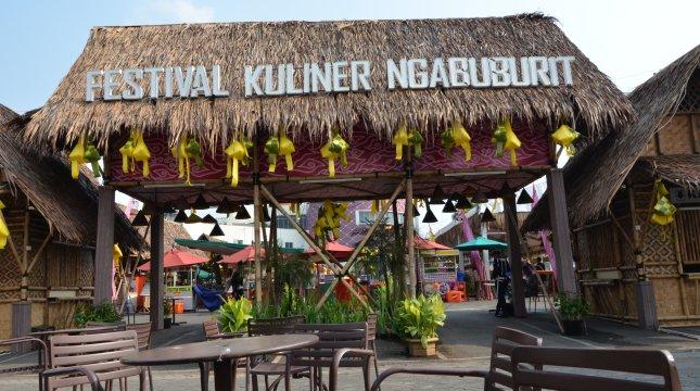 Festival Kuliner Ngabuburit Kampung Sunda di Mall La Piazza, Kelapa Gading. (Foto: IST)