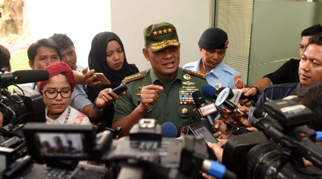 Panglima TNI Jenderal Gatot Nurmantyo. (Foto: Setkab)