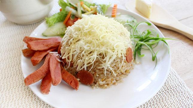 Nasi Goreng Keju (Foto:lemahledok)