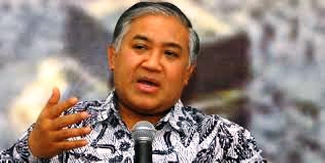 Din Syamsuddin Ketua Dewan Pertimbangan MUI (Foto Ist)