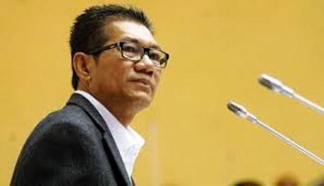 Ketua Panitia Khusus Hak Angket KPK Agun Gunandjar Sudarsa (Foto Ist)