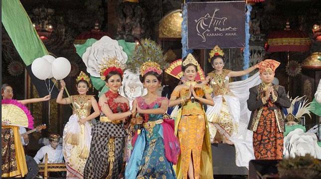 Ilustrasi Pesta Kesenian Bali Tahun 2016 (cintyapramestii/Instagram)