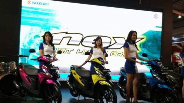 Peluncuran Suzuki Nex