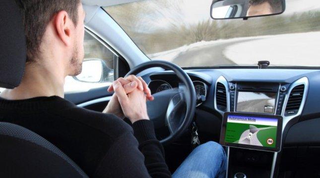 Ilustrasi teknologi swakemudi (Self driving). (Foto: Betanews)