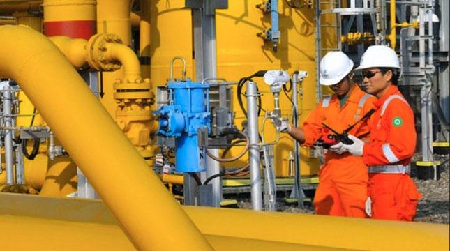 Ilustrasi instalasi gas. (Foto: Istimewa)