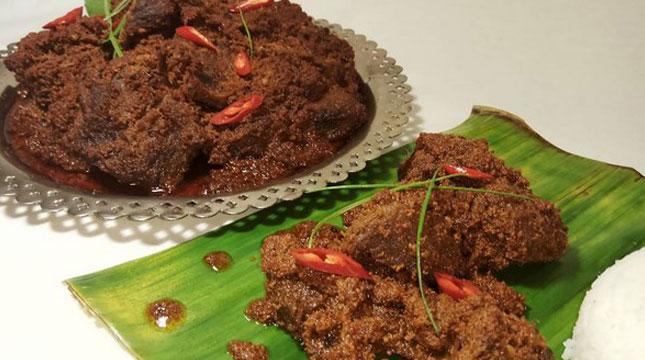Makanan Khas Indonesia, Rendang (Foto:Instagram/mamadees_kitchen)
