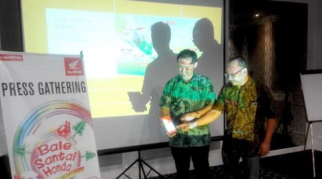 PT Mitra Pinasthika Mulia (MPM) selaku distributor motor Honda wilayah Jawa Timur dan Nusa Tenggara Timur kembali menghadirkan Bale Santai Honda