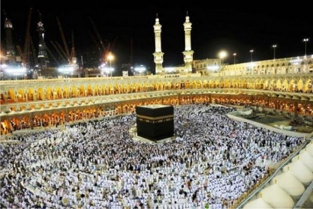 Ilustrasi Mekkah Arab Saudi (Foto Ist)