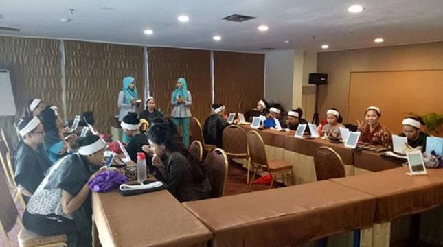 Wardah Adakan Beauty Class Bersama Karyawan Best Western Mangga Dua Hotel Jakarta (Ist)