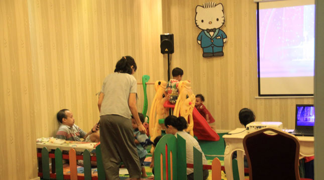 Kids Movie di Grand Savero Bogor